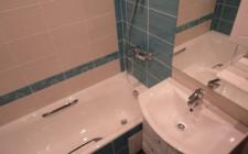 Качественный ремонт ванной комнаты