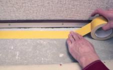 Четыре способа укладки ковролина
