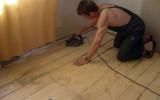 Как самому правильно настилать деревянные полы?