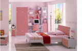 Выбор ковра для детской спальни