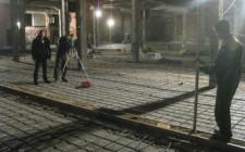 Технология укрепления бетонного пола
