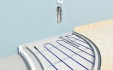 Как монтировать кабельный тёплый пол?