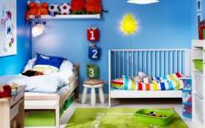 Выбираем ковер для детской комнаты