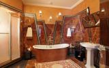 Отделка стен и пола в ванной комнате