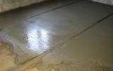 Ремонт и заливка бетонного пола