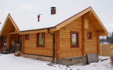 Строительство дома: выбор места и материала