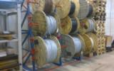 Виды барабанов для кабеля