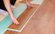 Ламинат: правила подготовки и укладки напольного покрытия