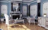 Декоративная лепнина в разных интерьерах