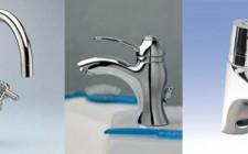 Смесители для ванной комнаты: виды и особенности материалов