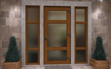 Металлопластиковые двери: тонкости производства, виды и достоинства