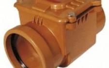 Что следует знать о канализационных обратных клапанах?