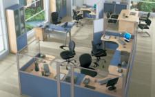Советы по выбору офисных перегородок