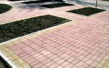 Облицовка дорог тротуарной плиткой — доступно и достойно