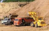 Карьерный песок: характеристики и применение