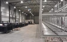 Этапы проектирования складского комплекса