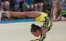 Развитие художественной гимнастики в Туле