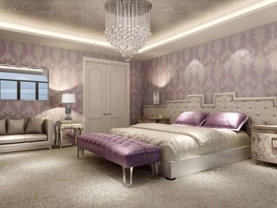 Ковролин для спальной комнаты