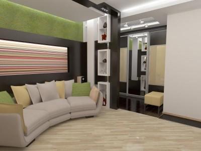 Интересные решения интерьера дома