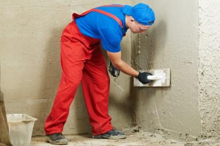 выравниваем стены перед ремонтом