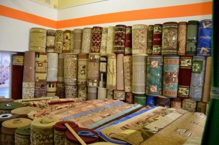 Выбор ковра или коврового покрытия для пола