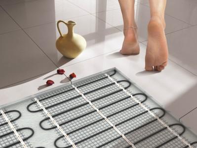 Тепло на кухне станет и ногам, и душе