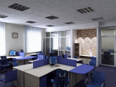 Офис под ключ в Москве - не обязательно дорого