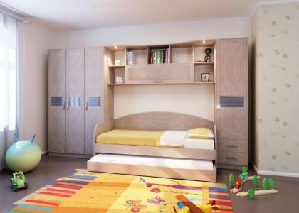 """Что нужно ребенку? Детская мебель от производителя """"Артим""""."""
