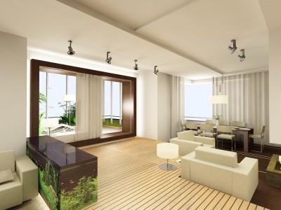 Современная гостиная в вашем доме