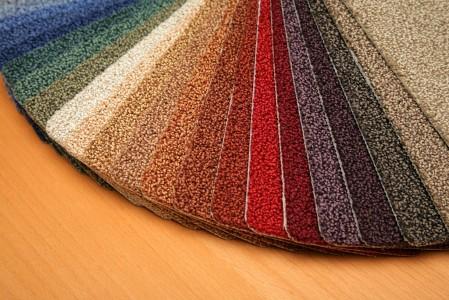 выбор ковров по цвету