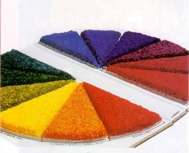 ковры разных цветов