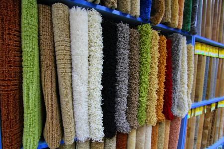 ковровые покрытия на выбор