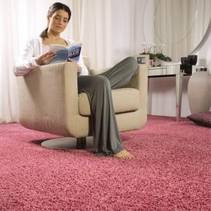 светло розовый ковролин