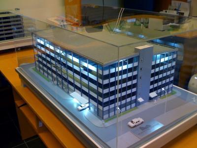 Необходимость использования архитектурного макета