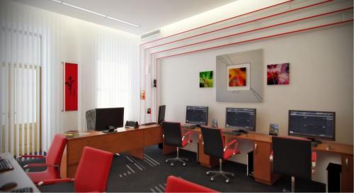 Стильный офис – повышение эффективности работы и конкурентное преимущество