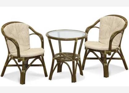 Что необходимо знать о плетеной мебели?